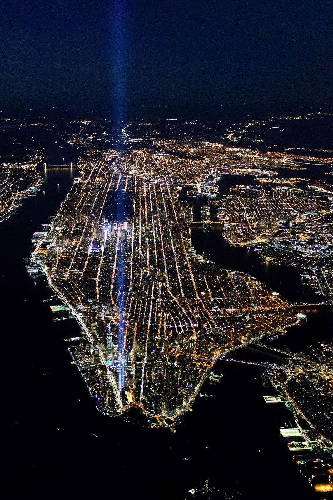 Tribute in Light, September 11