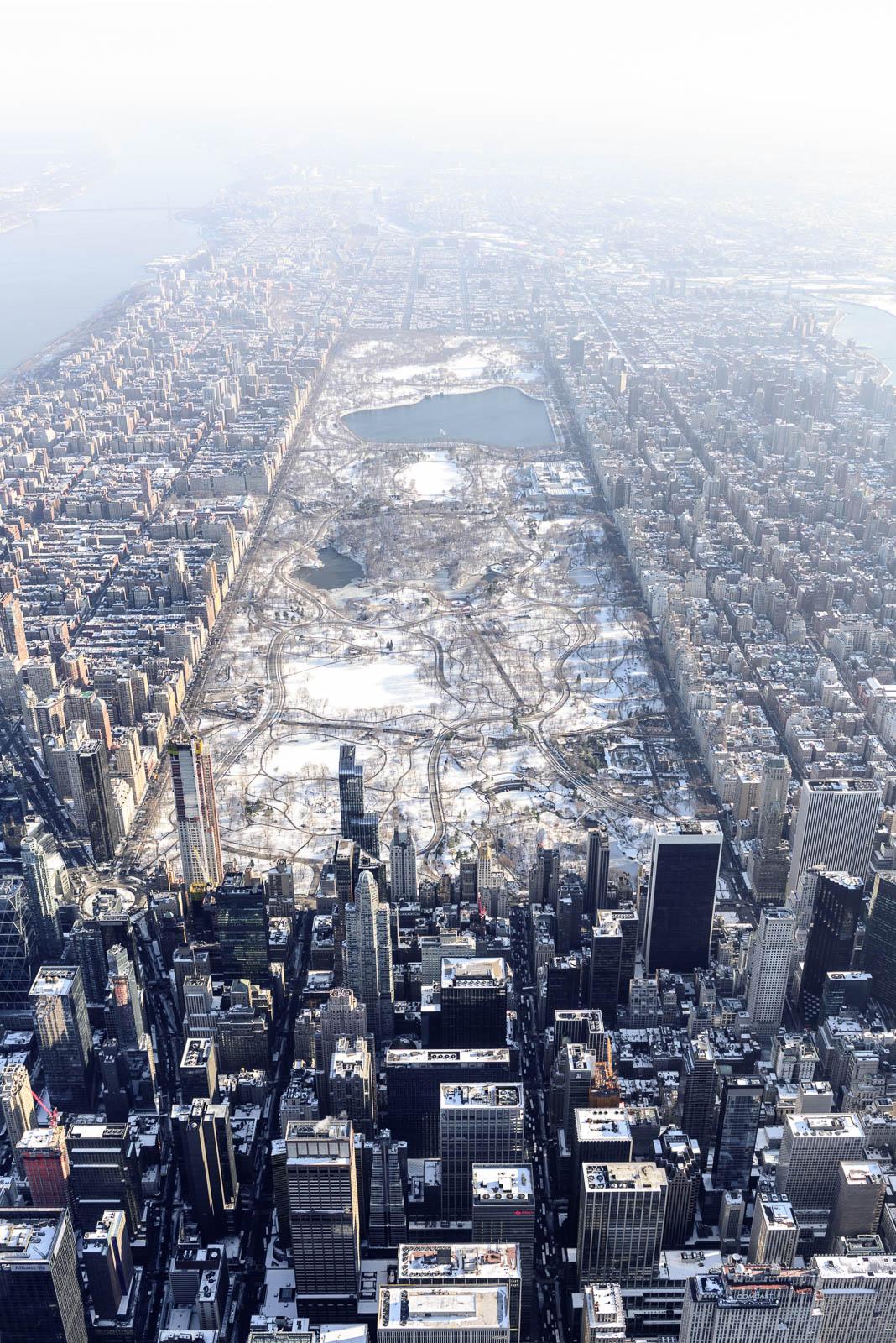 Central Park - Winter