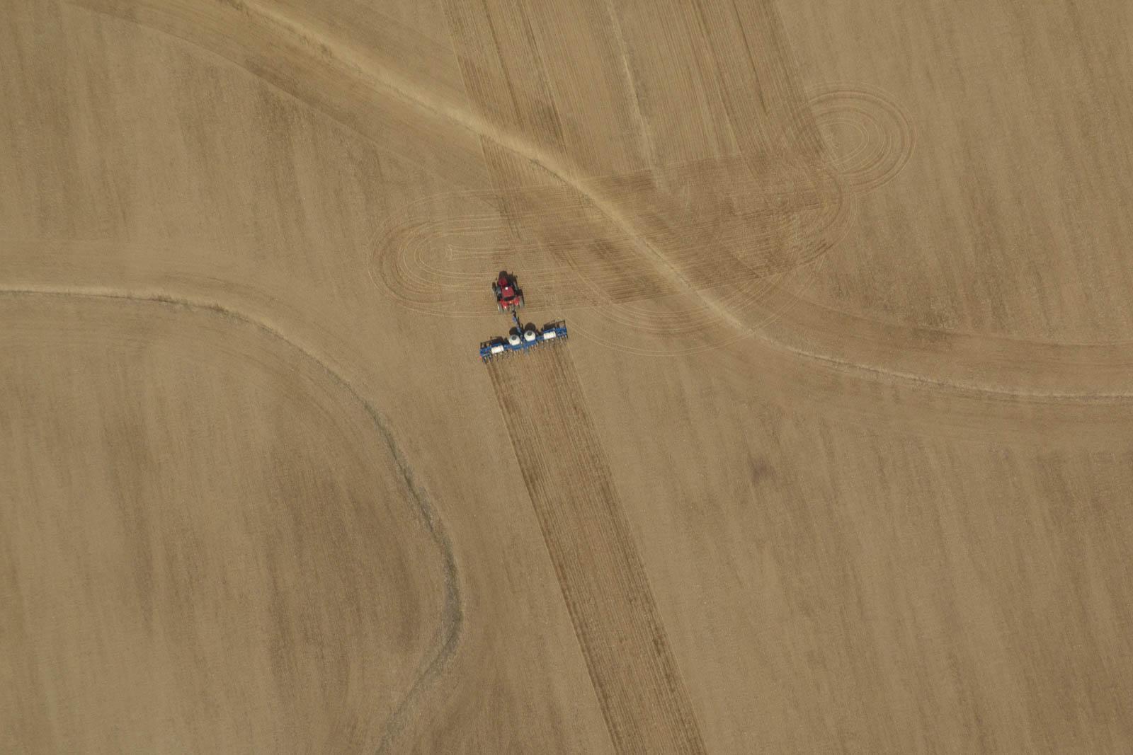 Fields near Lancaster, OH
