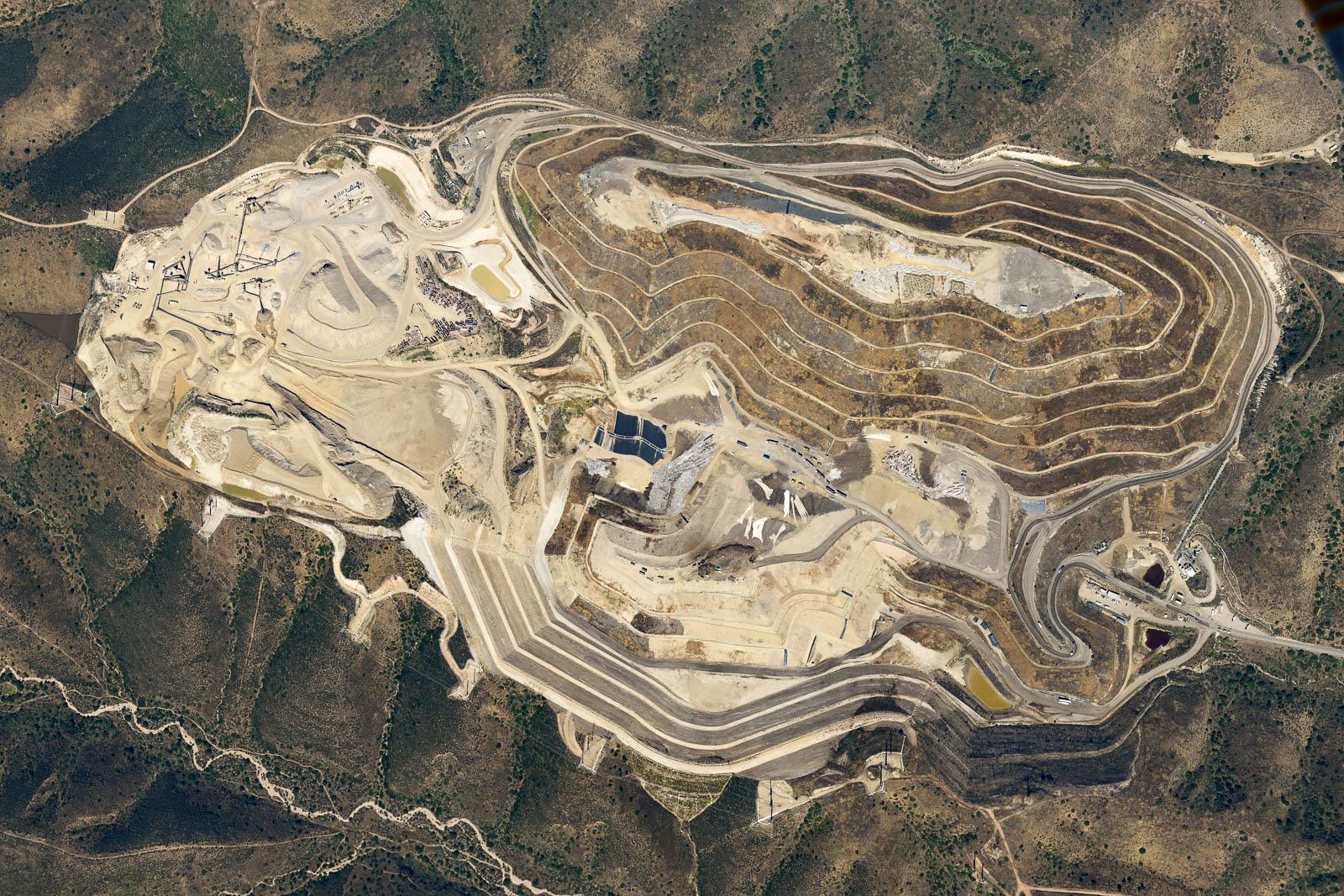 Open Mine in Santee, CA