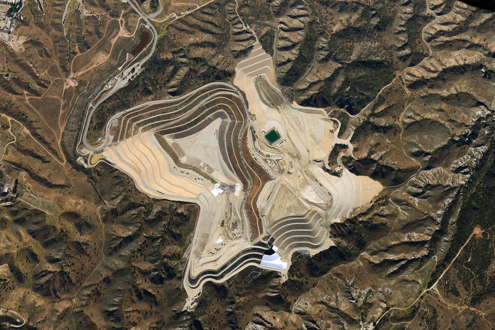 Open Mine in Redlands, CA