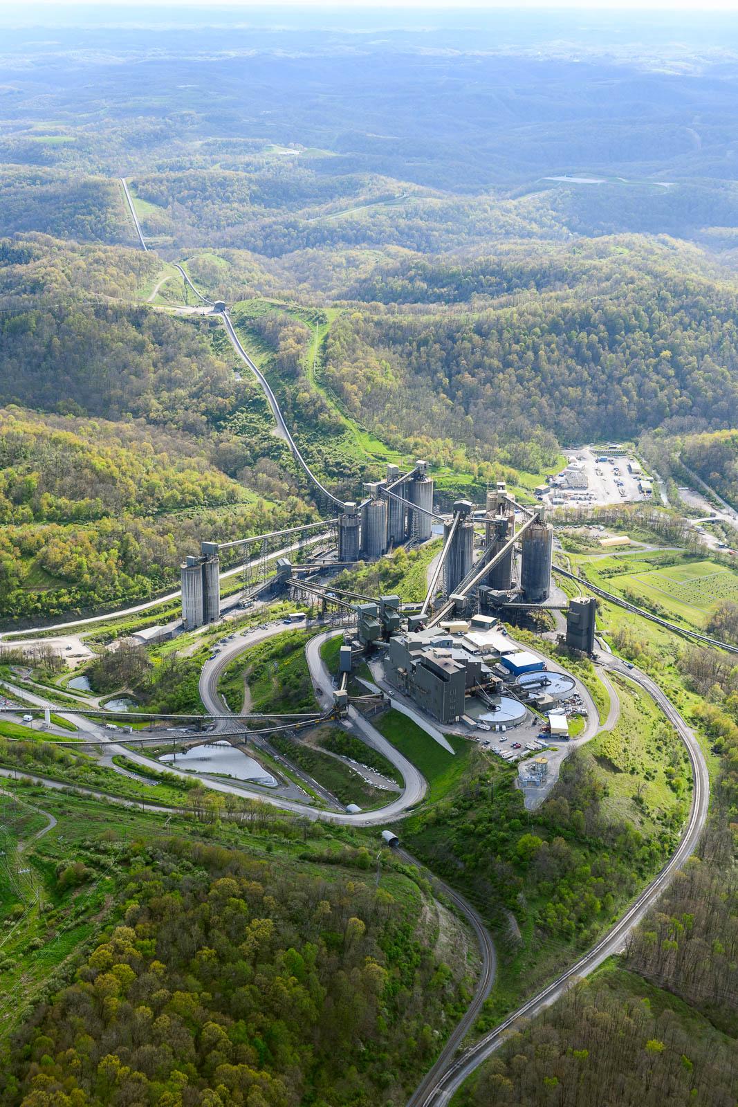 Bailey Mine in Graysville, PA