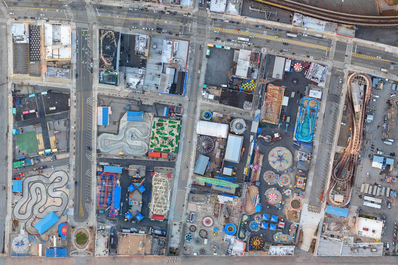 Dormant Coney Island
