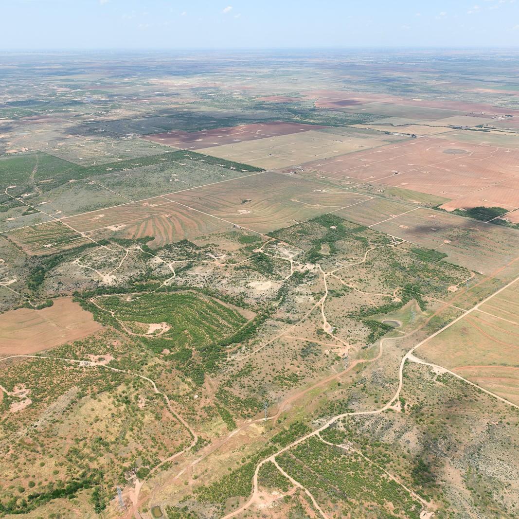 Oil Wells in Texas