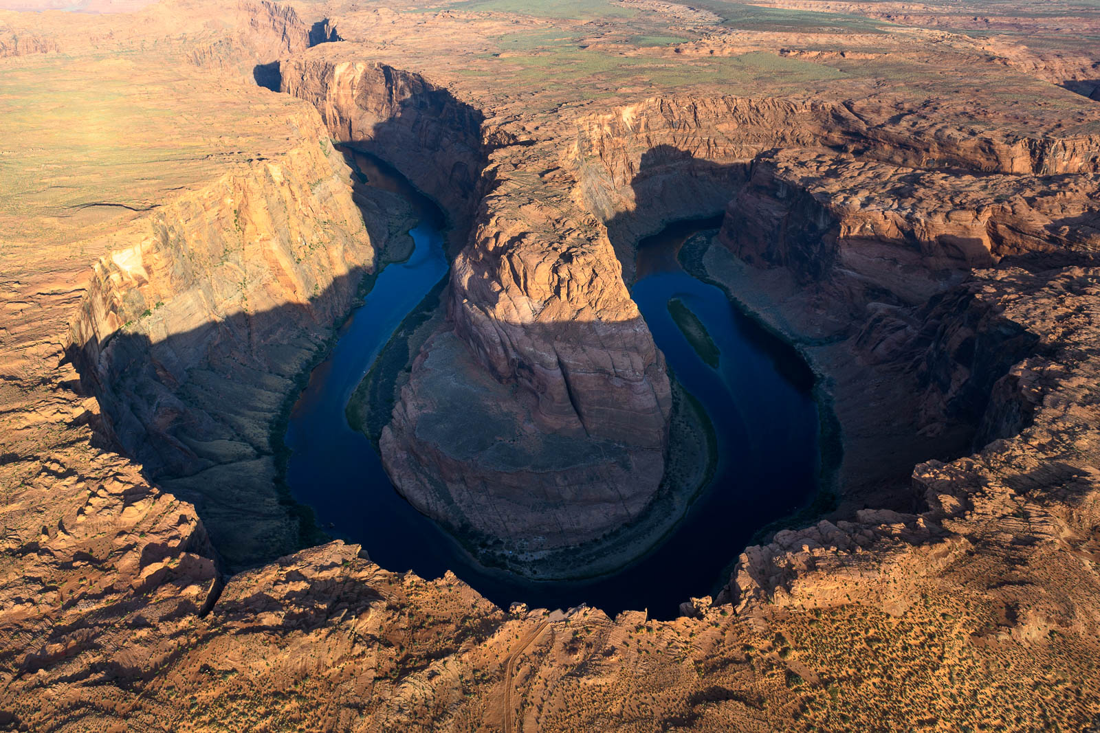 This is going to be a visual feast, let's start with the Horseshoe Bend