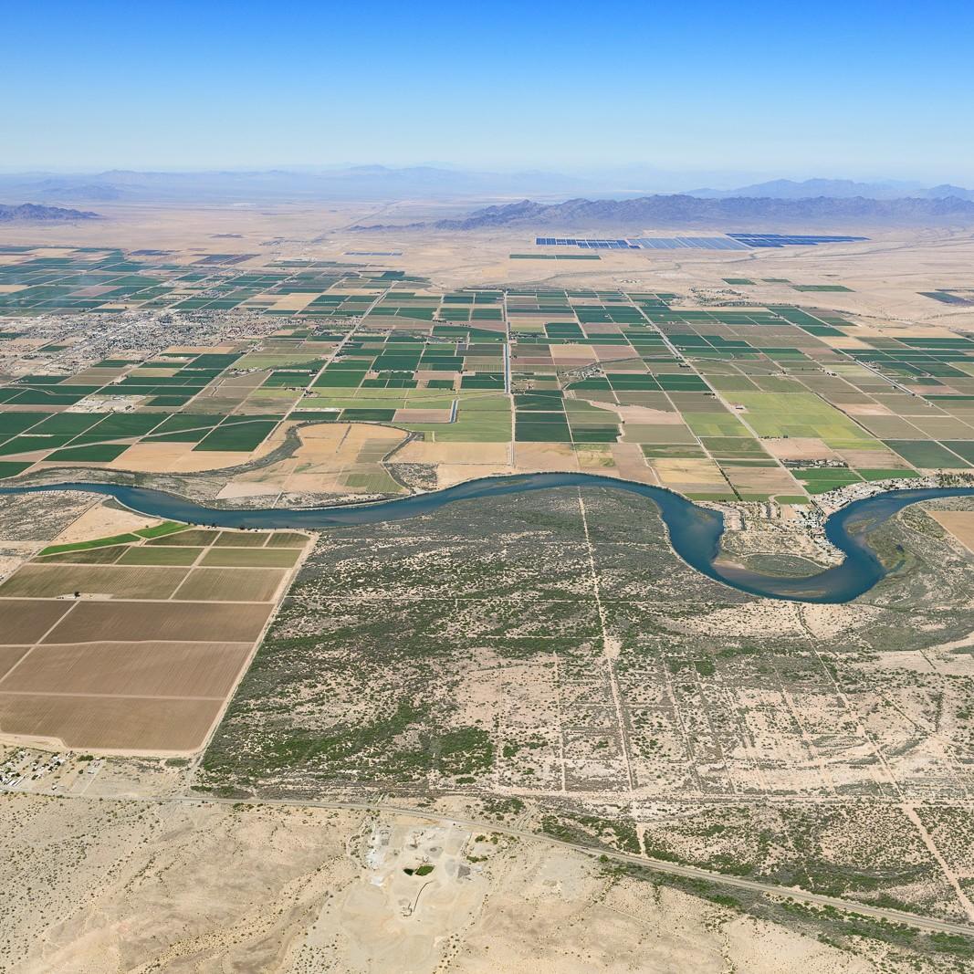 Arizona / California Border